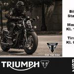 Triumph Road Show 2018